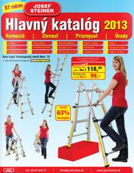 Hlavný katalóg 2013