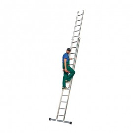 Euro-Profi Výsuvný rebrík 2-dielny Mod. S302