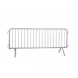 mobilný element na plot s ocelovými nohami - MZS heavy
