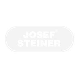 podestový rebrík č. 516, obojstranný s jednostranným zábradlím