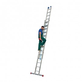Goldpunkt Výsuvný rebrík s lanom 2-dielny Mod. 700